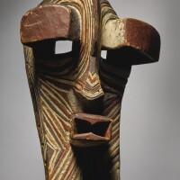115. songye mask, democratic republic of the congo
