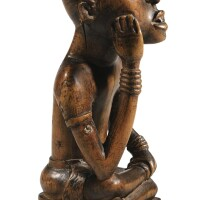 39. statue, yombé, république démocratique du congo