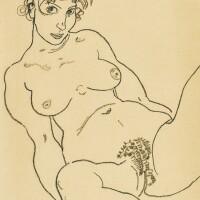 7. Egon Schiele