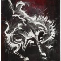 48. richard hambleton   untitled (marlboro man)
