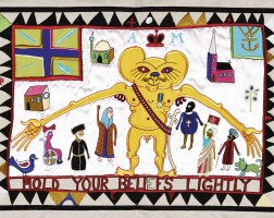 503. grayson perry, r.a. | hold your beliefs lightly