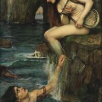 12. John William Waterhouse, R.A.