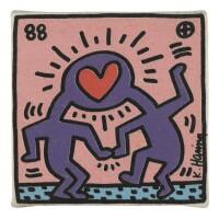 861. Keith Haring