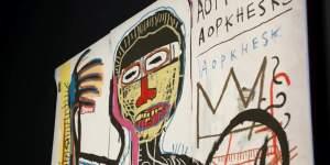 Jean-Michel Basquiat - Versus Medici