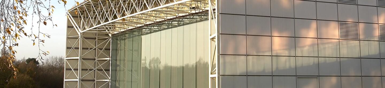 Exterior View, Sainsbury Centre for Visual Arts