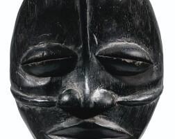80. masque, dan, côte d'ivoire