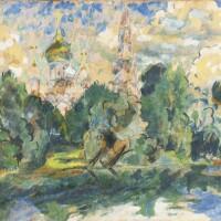 186. Aristarkh Vasilevich Lentulov