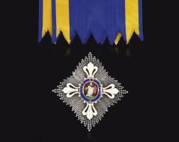 6. duchy of parma, order of st louis of civil merit