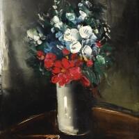 425. maurice de vlaminck | bouquet de fleurs