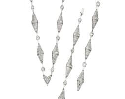 307. 鑽石長項鏈
