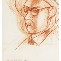 11. henri matisse | autoportrait