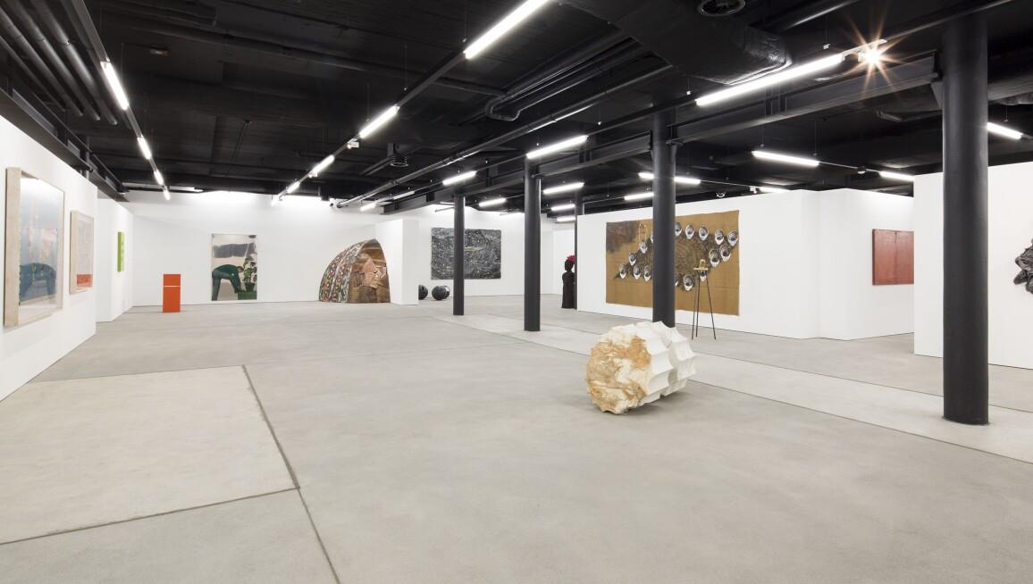 Interior View, Spazio -1, Collezione Giancarlo e Danna Olgiati