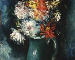 499. maurice de vlaminck | vase de fleurs
