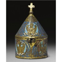 9. french, limoges, 13th century