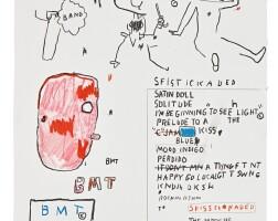 1. Jean-Michel Basquiat