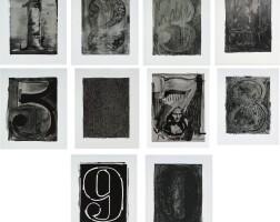 115. Jasper Johns