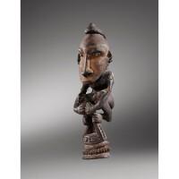 6. superbe et rare statuette féminine, bas sepik , papouasie nouvelle-guinée