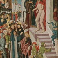 7. upper rhenish school, circa 1480