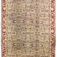 86. an agra carpet, northwest india