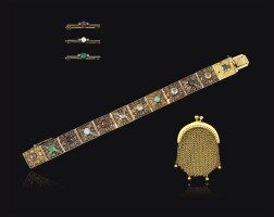 40. collection of gem set jewels, 19th and 20th century