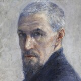 Gustave Caillebotte: Artist Portrait
