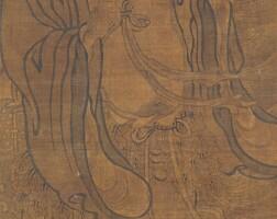 2606. 舊拓 (清) | 仙人像