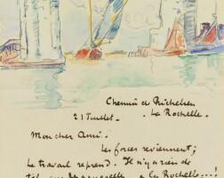 124. Paul Signac