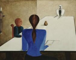 11. 奧斯卡·施萊默 | 《餐桌聚會》