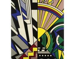9. Roy Lichtenstein