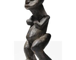 59. statuette, batié, cameroun