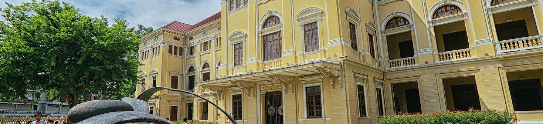 Exterior view of Museum Siam.