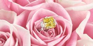 璀璨珠寶點綴春日浪漫氣息