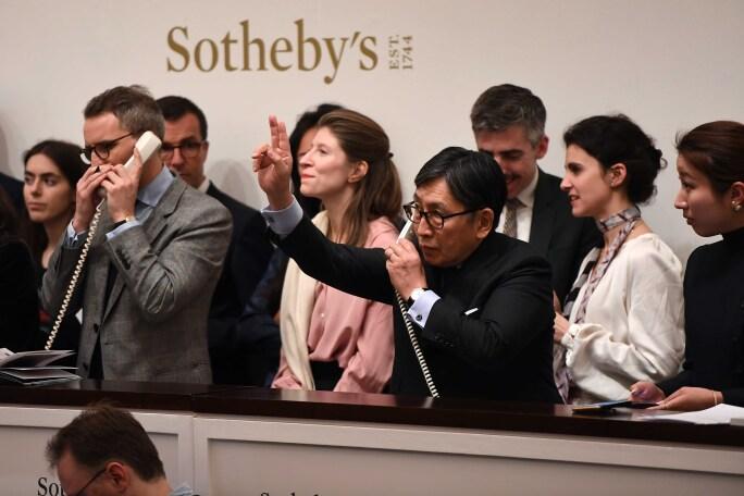 Sotheby's Impressionist Art Evening Sale