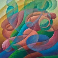 132. gerardo dottori | colori innamorati (colours in love)