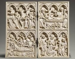 10. french, paris, or german, circa 1340-1370