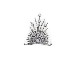 22. diamondaigrette, late 19th century
