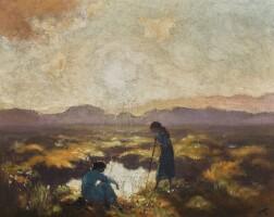 8. george russell, called ae   celtic twilight