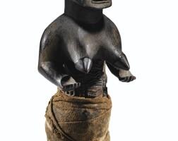 13. statuette, bembe, république du congo