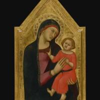 9. 比亞焦·迪·戈羅·蓋齊 | 《聖母與聖嬰》