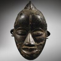 24. masque, wè, côte d'ivoire |