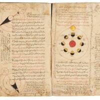 33. abu'l-khayr muhammad al-farsi, khulasat al-hay'ah ('the essence of astronomy'),india, mughal, 16th century
