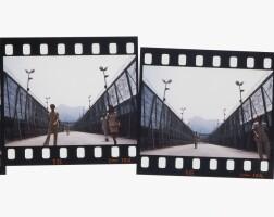 182. alfredo jaar (b. 1956) | death corridor, 1994