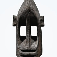 98. masque, dogon, mali  