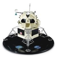 118. official contractor lunar lander model