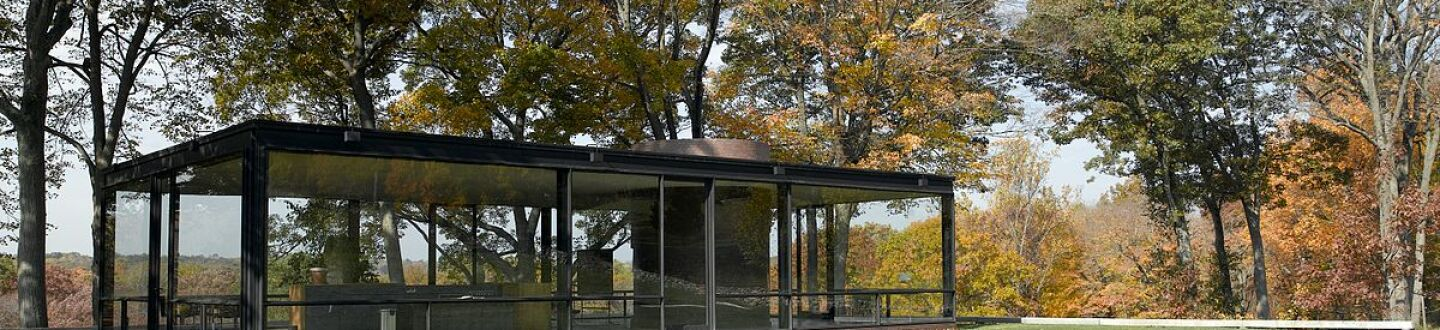 Philip Johnson Glass House, New Canaan