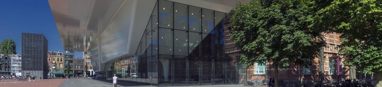 Exterior View, Stedelijk Museum