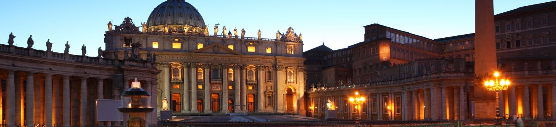Exterior View, Musei Vaticani