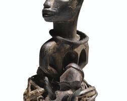 3. statuette,kongo, république démocratique du congo