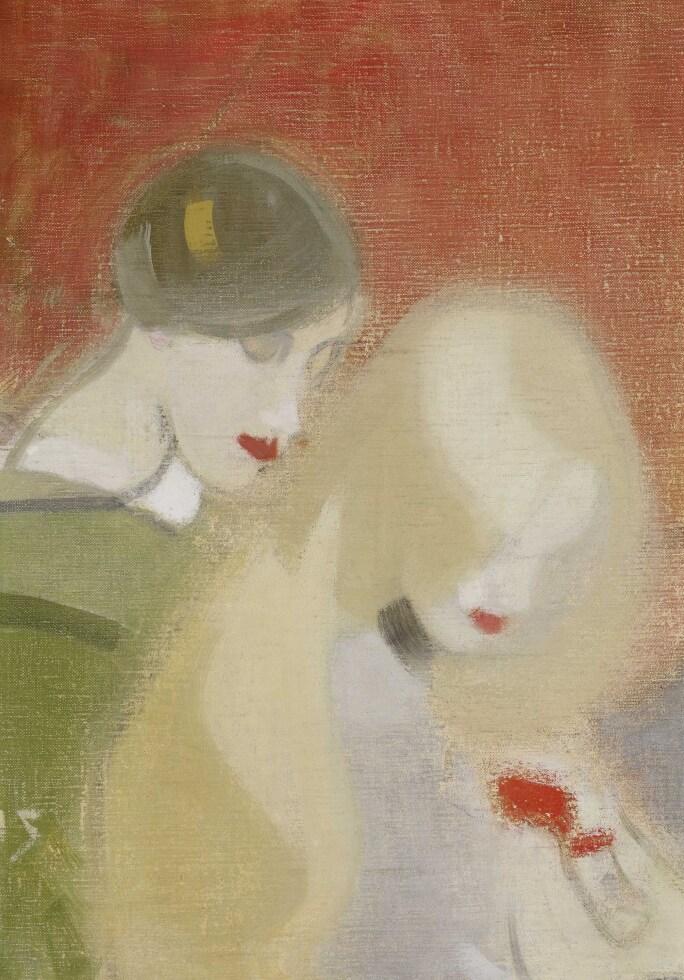 Helene Schjerfbeck, The Family Heirloom