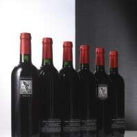 955. screaming eagle, cabernet sauvignon 2012